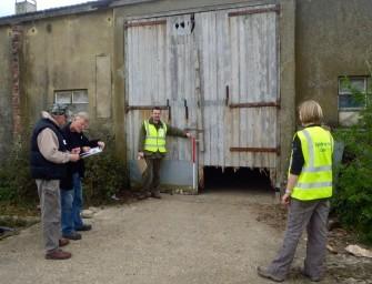 Old Buckenham Airfield Recording Event – A Wonderful Day