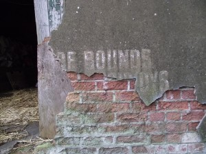 .... OF BOUNDS.....NVOYS ???