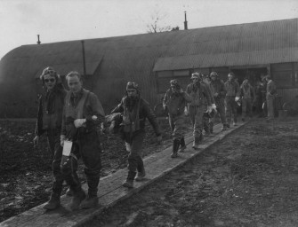 A Walk Through History – Nuthampstead Airfield