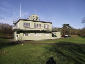 Martlesham Heath Control Tower