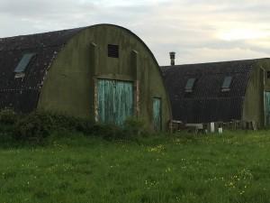 A Romney hut