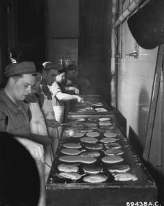 FRE 696 Bassingbourn pancakes