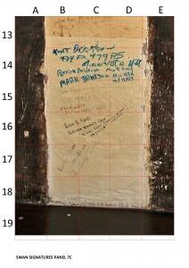 Swan signatures panel 7 C
