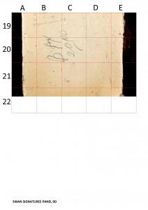 Swan signatures panel 9 D