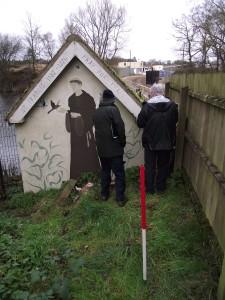 Martlesham Heath Mural