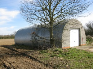 Boxted Bomb Stores