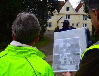 A Walk Through History – Boxted Airfield, Essex.