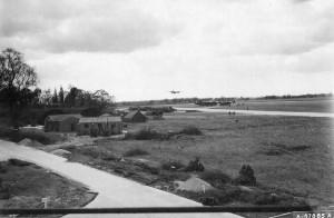 Lavenham view fron tower then